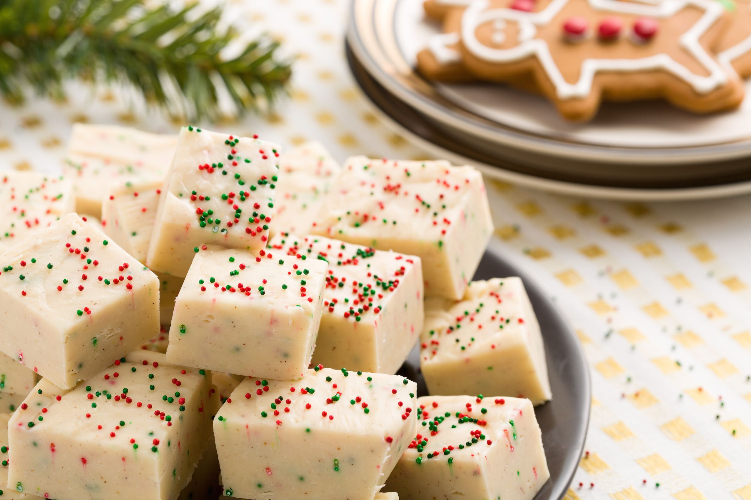 how to make gingerbread fudge easy holiday fudge