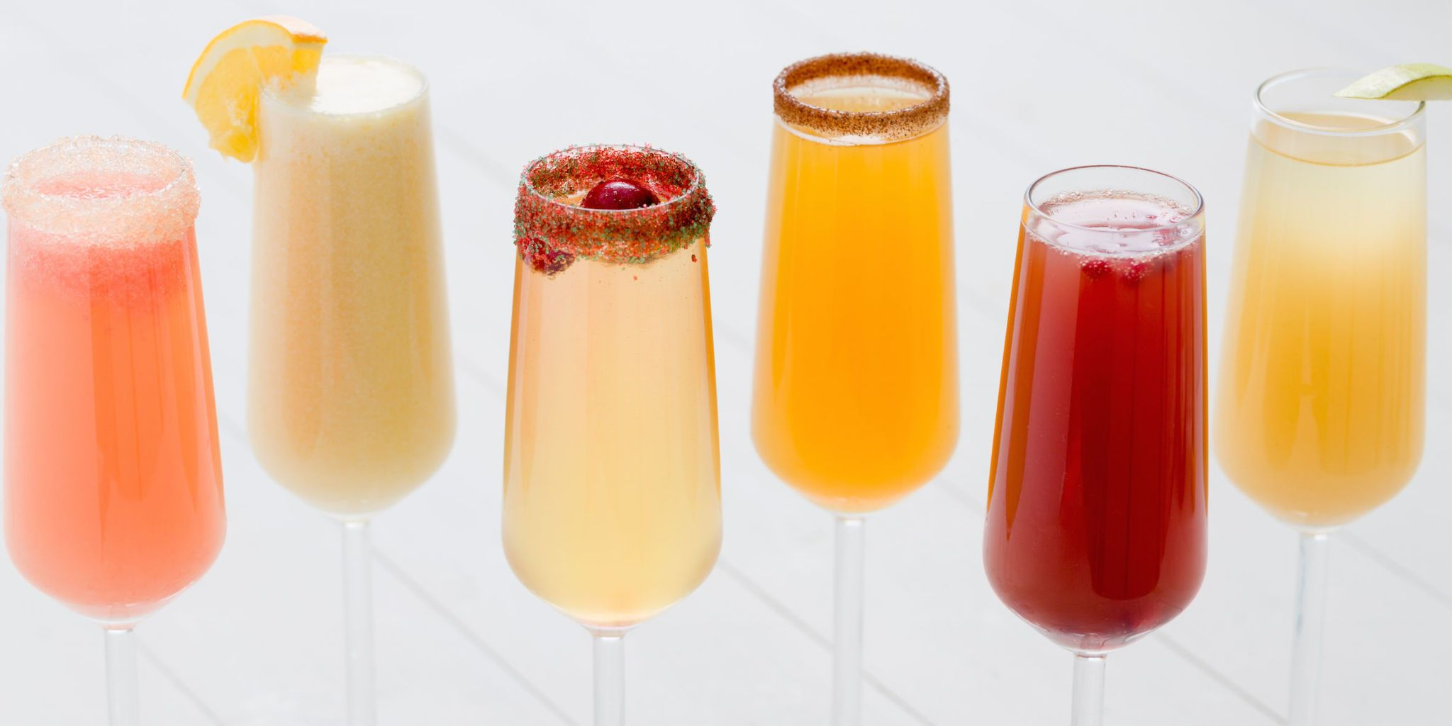 10 Gorgeous Mimosas for Any Holiday Party