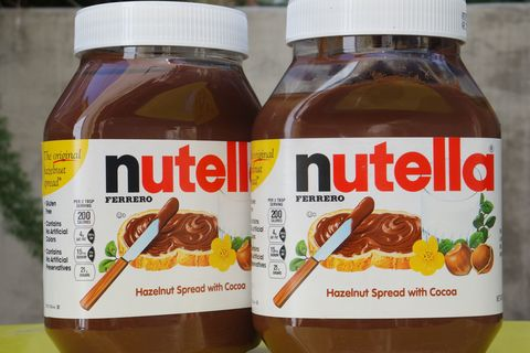 Brown, Food, Ingredient, Condiment, Fruit preserve, Liver, Sauces, Bottle, Preserved food, Chocolate spread,