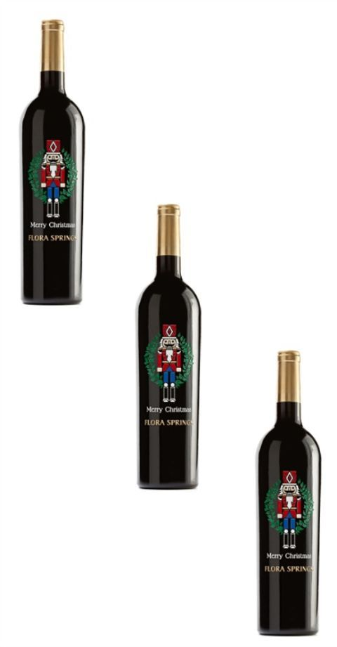 Limited-Edition Holiday Alcohol Bottles - Holiday Liquor Gifts