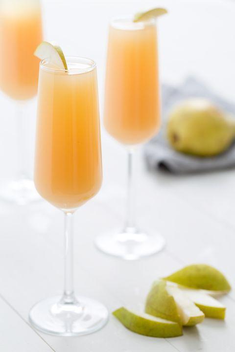 Juice, Drink, Orange drink, Orange juice, Food, Bellini, Vegetable juice, Non-alcoholic beverage, Alcoholic beverage, Cocktail,