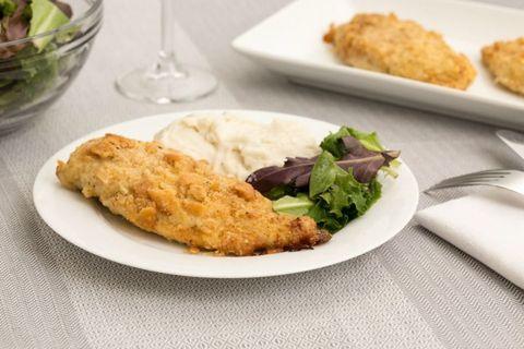 Khloe Kardashian's Breaded Chicken Recipe