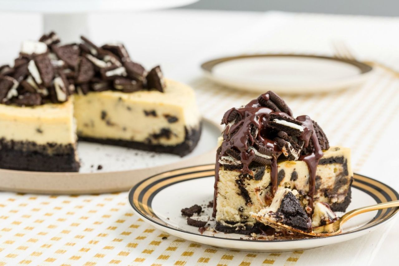Best Oreo Cheesecake RecipeHow to Make Oreo CheesecakeDelishcom