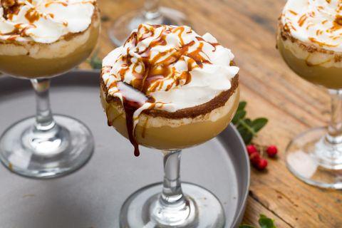 Dish, Food, Cuisine, Dessert, Ingredient, Whipped cream, Irish cream, Cream, Mascarpone, Syllabub,