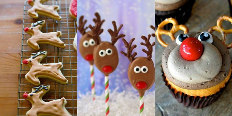 13 reindeer cookies desserts recipes use these dessert recipes to create your own fleet of insanely delicious reindeer forumfinder Choice Image