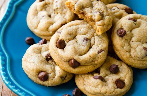 Biscoff Chocolate Chip Cookies
