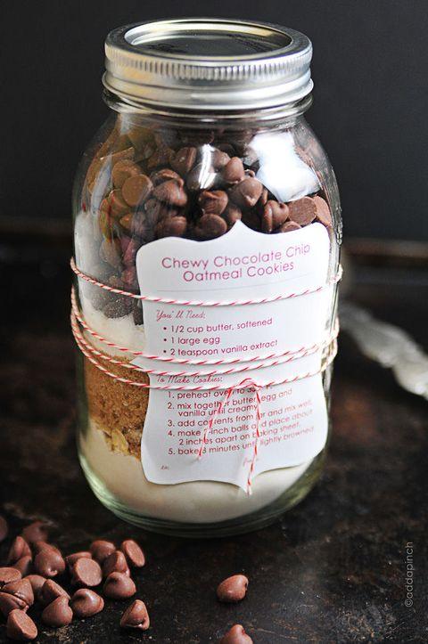25 Mason Jar Christmas Food Gifts Recipes For Gifts In A Mason Jar Delish Com
