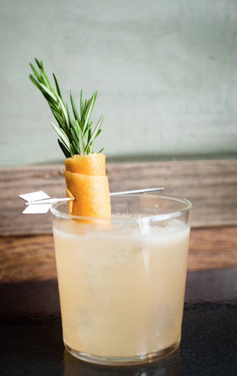 Eventide Cocktail