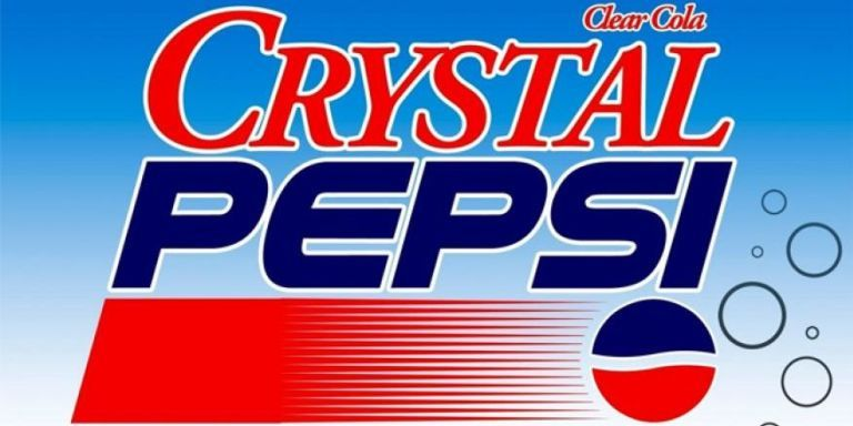 Crystal Pepsi Is Coming Back - This Is Your LAST Chance To