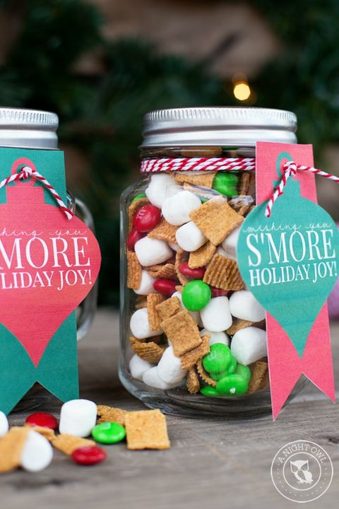 25 Mason Jar Christmas Food Gifts Recipes For Gifts In A Mason Jar Delish Com