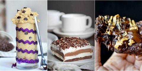 Food, Cuisine, Sweetness, Dessert, Ingredient, Serveware, Baked goods, Cake, Dish, Finger food,