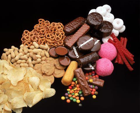 no junk food and dessert diet