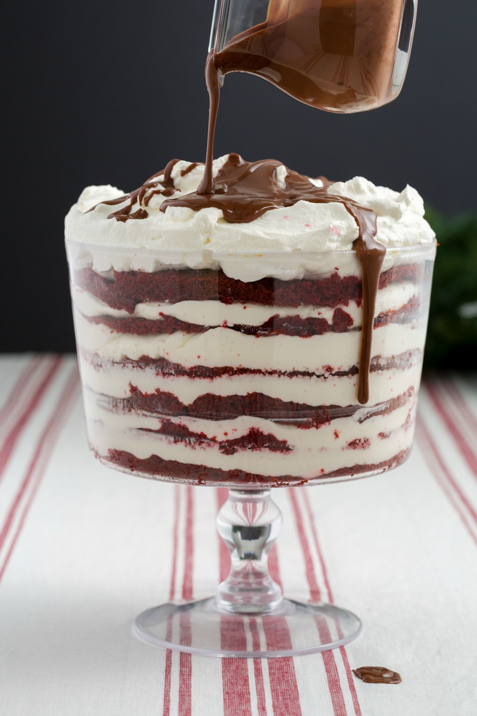 20 christmas trifle recipes easy holiday trifle desserts delishcom