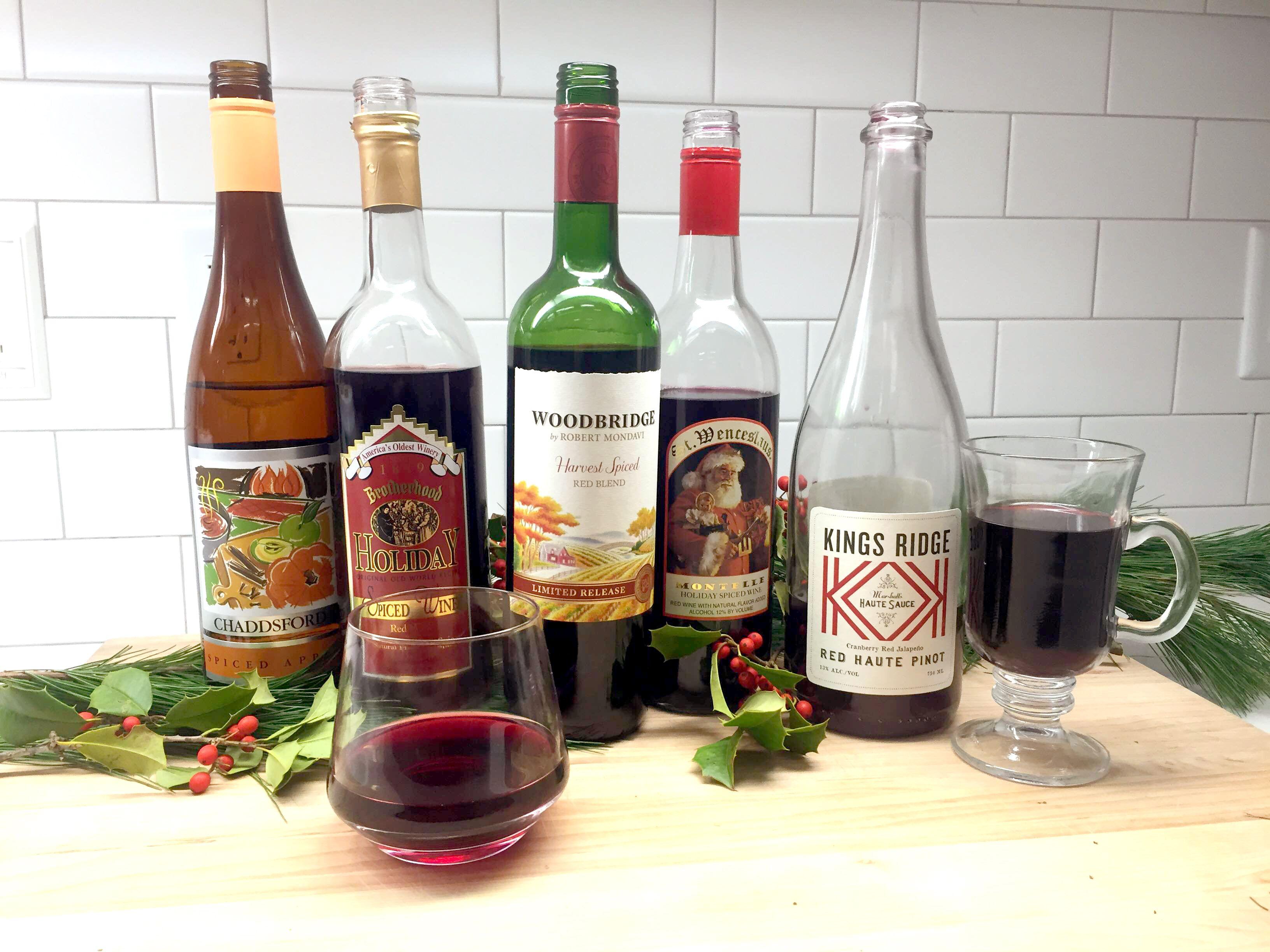 Best Bottled Mulled Wine - Delish com