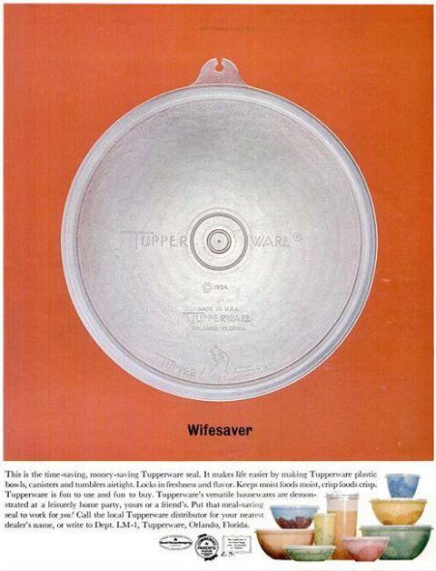 Tutup Tupperware