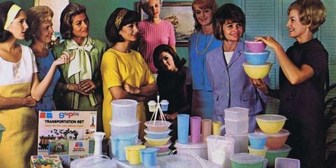 9 Things You Didn't Know About Tupperware
