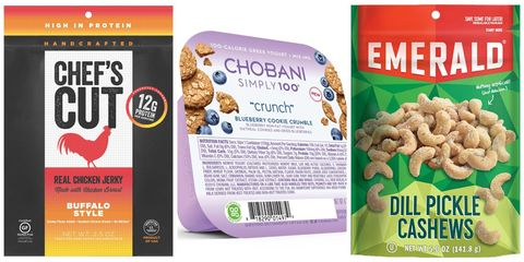 Healthy New Snacks in Stores Now