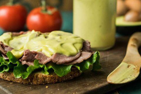 Food, Ingredient, Produce, Finger food, Vegan nutrition, Tableware, Tomato, Breakfast, Natural foods, Whole food,