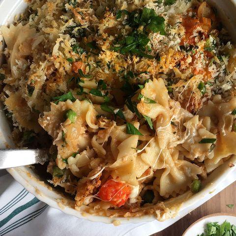 crunchy tuna casserole