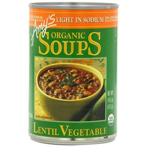 amys lentil canned soup