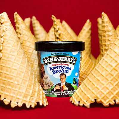 These Are The 10 Best Ben And Jerry S Flavors From Last Year And don't worry, 'the colbert report' may have ended last december, but that doesn't mean the americone dream. best ben and jerry s flavors