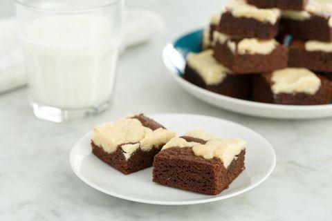 Sugar Cookie-Brownie Bites
