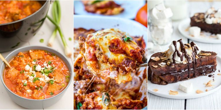 Winter comfort food recipes comfort foods for winter if youre stuck inside all day you might as well eat damn good food forumfinder Gallery