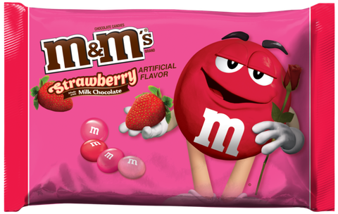 Strawberry M&Ms