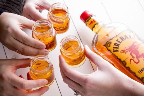 Things That Taste Better with Fireball - Reasons Fireball