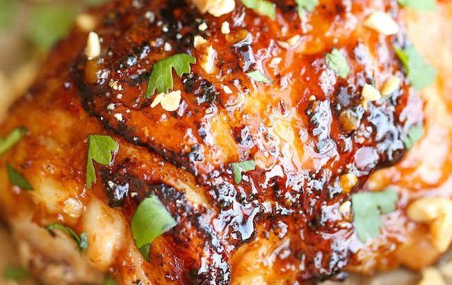 15 best asian chicken recipes easy asian chicken dinnersdelish forumfinder Choice Image