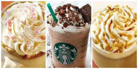 Starbucks Drinks Around the World