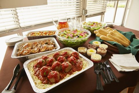 You Can Now Have Olive Garden Cater Your Next Party Olive Garden Is About To Start Catering And