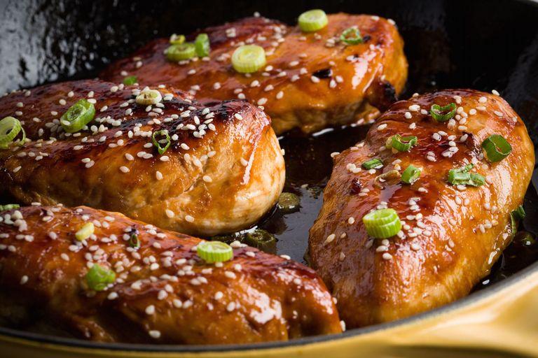 Best baked honey garlic chicken recipe how to make baked honey ethan calabrese forumfinder Gallery