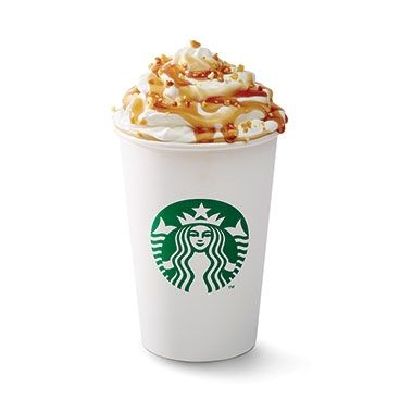 <p>If you're in China, you don't have to bother dunking cookies in coffee; Starbucks saves you that tedious step with its newest latte. The espresso-based drink is sweetened with a cookie-flavored sauce, and topped with whipped cream, crispy cookie pieces and even more cookie sauce. </p><p><strong>Find it in: </strong>China</p>