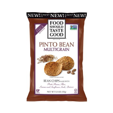 Food Should Taste Good Pinto Bean Multigrain Chips