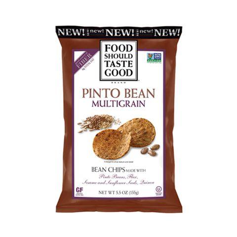 Food Should Taste Good Pinto Bean Multigrain Chips