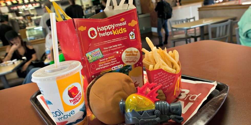 The Happy Meal Toy People Were Obsessed With The Year You ...