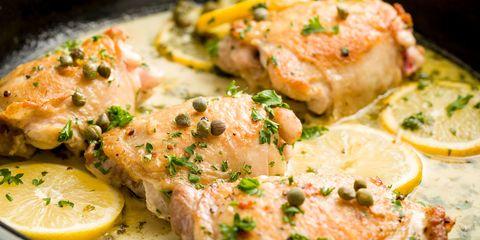 skillet-chicken-piccata-delish