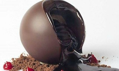 Chocolate-Ball
