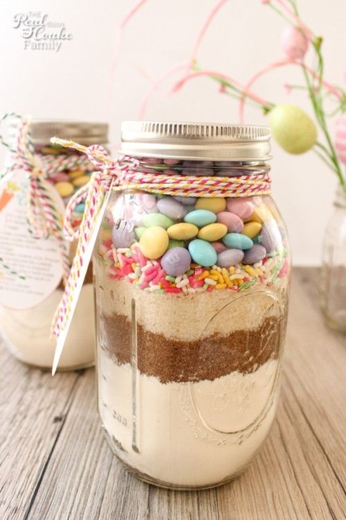 20 homemade easter basket gift ideas food gifts for easterdelish negle Images