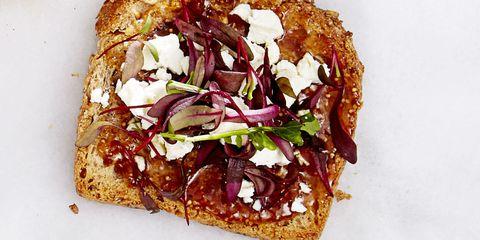 Food, Ingredient, Cuisine, Dish, Recipe, Fast food, Garnish, Leaf vegetable, Staple food, Red onion,