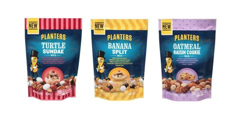 Planters' Newest Peanut Flavors Are Replacing Your Dessert on