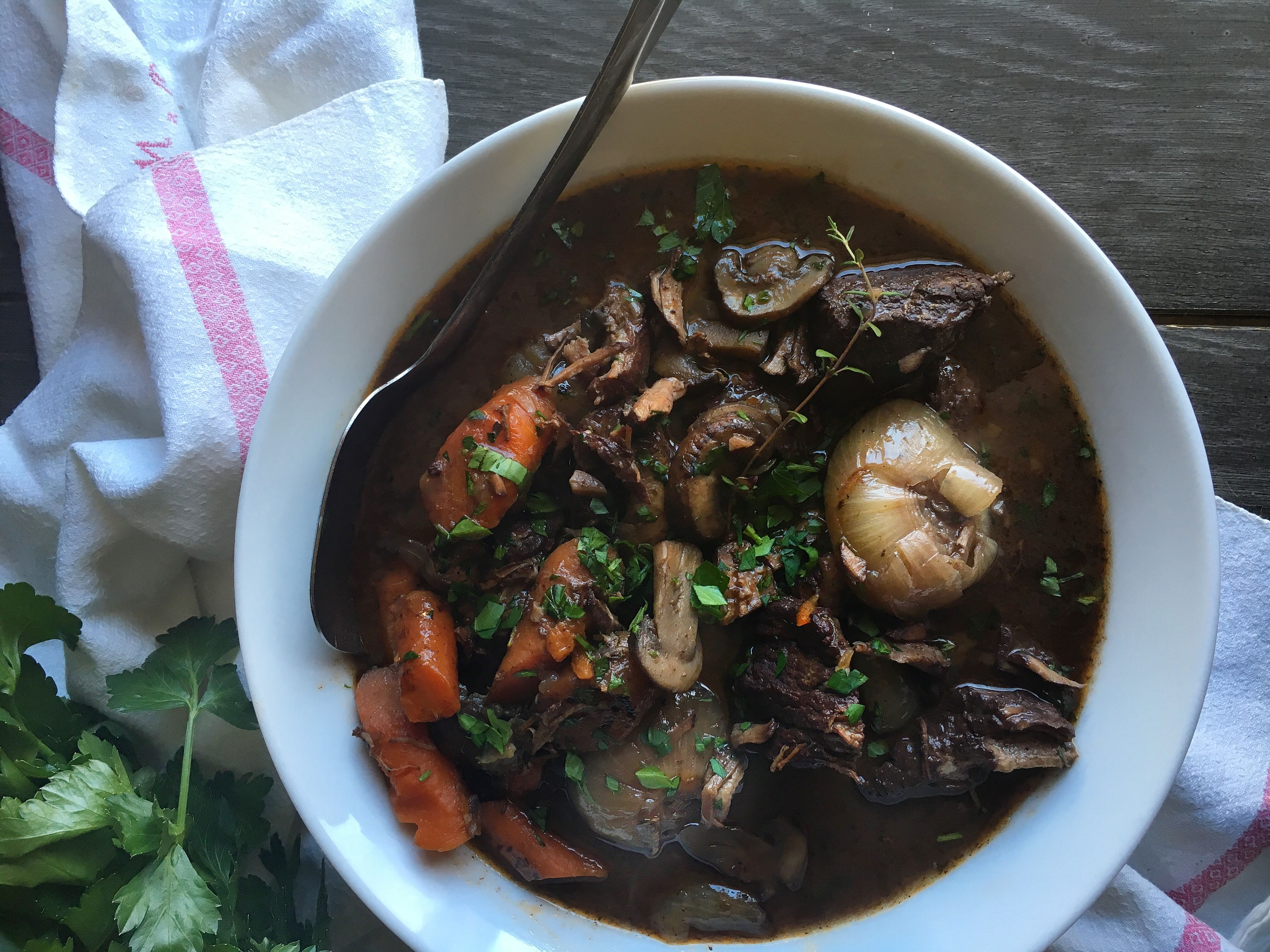 Slow Cooker Boeuf Bourguignon Slow Cooker Boeuf Bourguignon new pictures