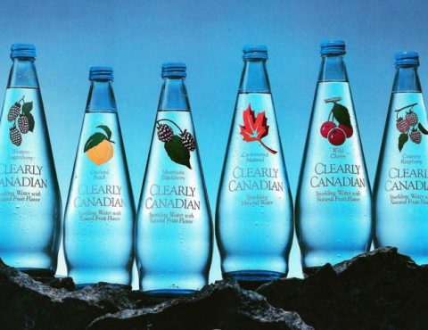Clearly Canadian Is Finally In Stores - Delish com