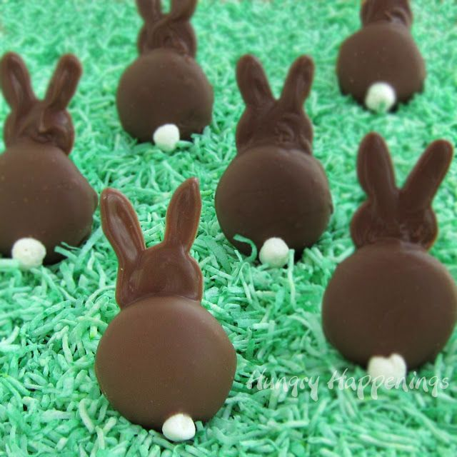 14 Chocolate Easter Bunny Recipes Ways To Use Bunnies Delish
