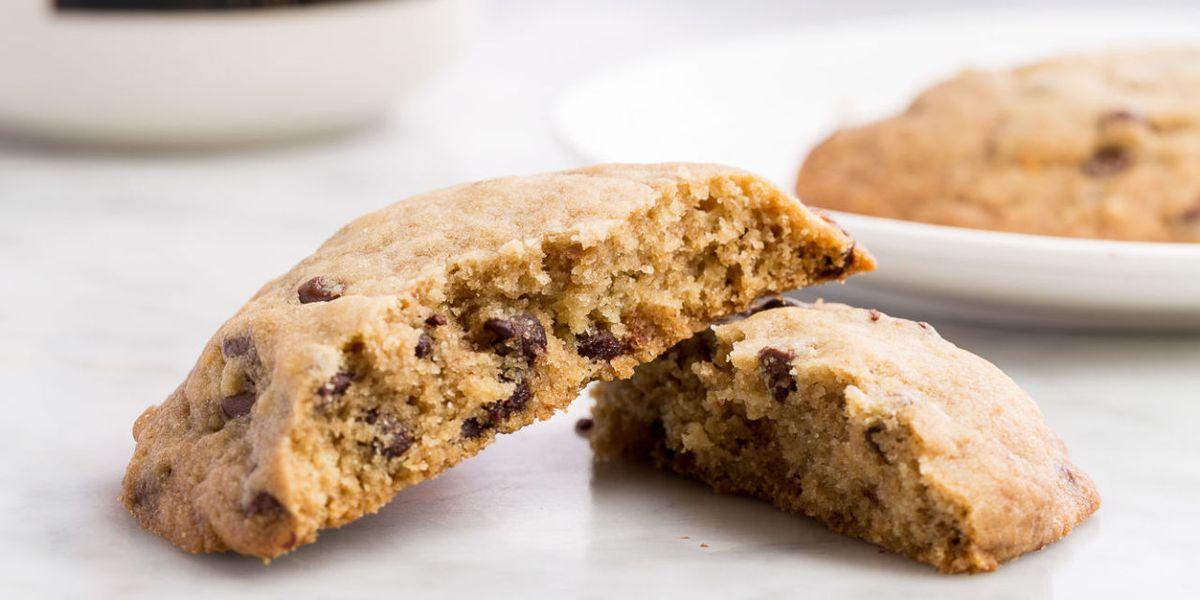 Copycat Panera Chocolate Chip Cookies Recipe Delish Com