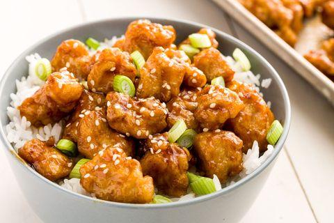 Best Trader Joe S Mandarin Orange Chicken Rice Bowls