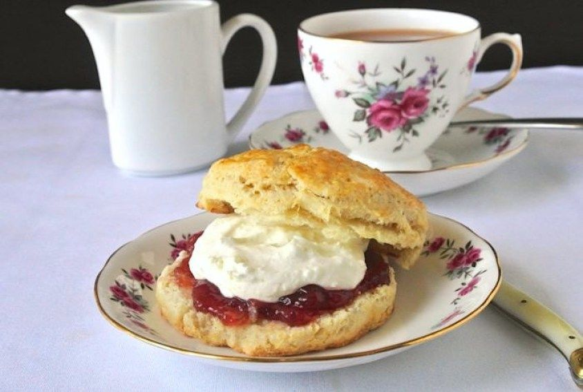 Courtesy Of Culinary Ginger. Deck Out Your Tea Party ...