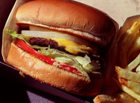 In-N-Out Burger Beauty
