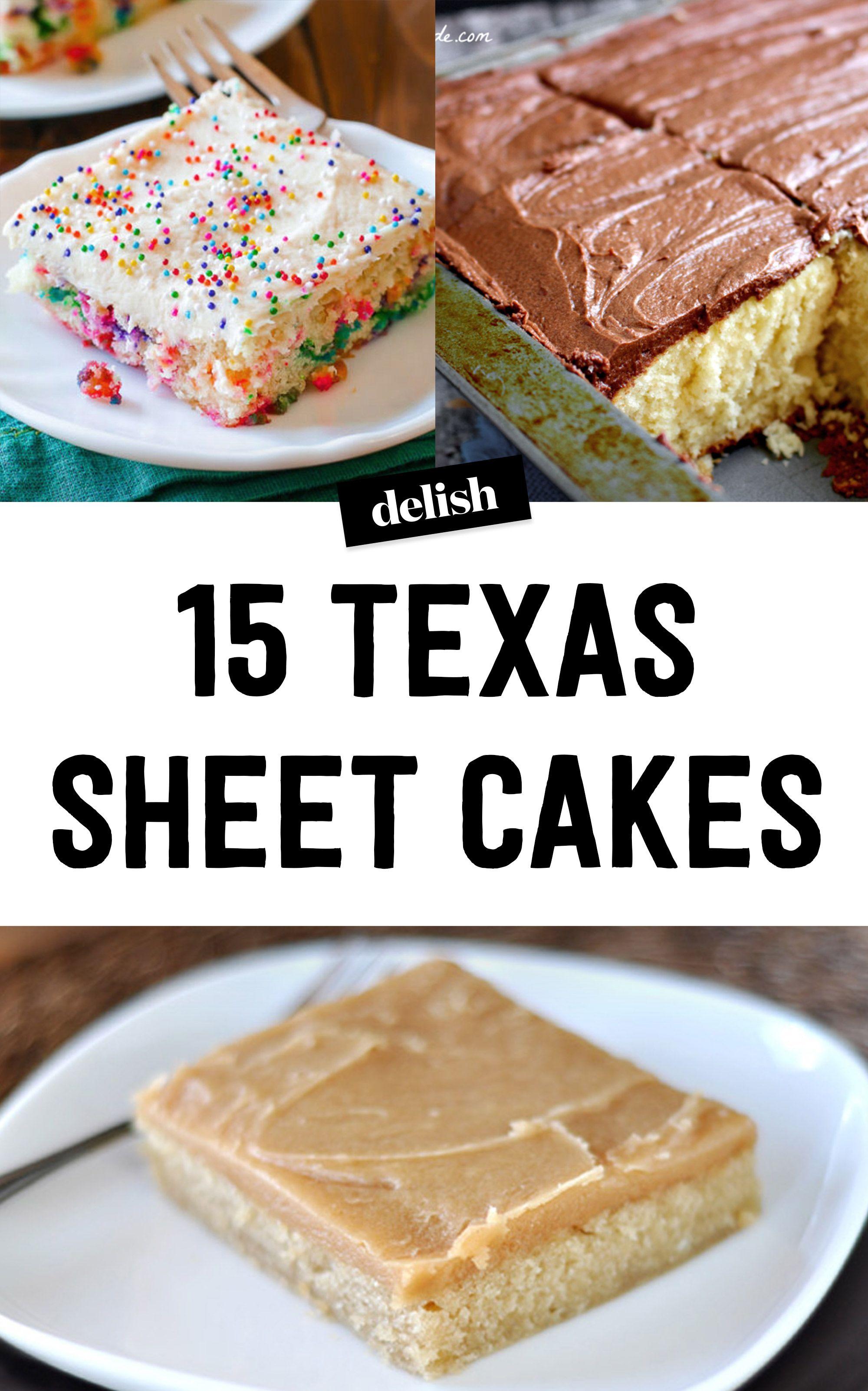 20 BEST TEXAS SHEET CAKE RECIPES DELISH COM